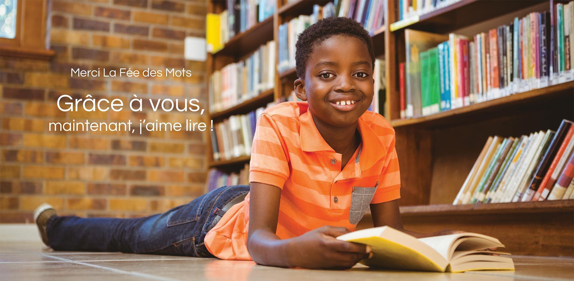 La Fee Des Mots Livres Personnalises Pour Enfants